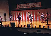 江戸前カッポレ、大正琴、フラダンス、フラメンコ01
